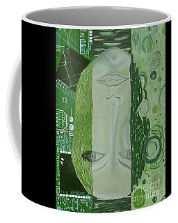The 7th Creation Coffee Mug by Talisa Hartley