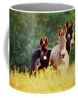 The A Family Coffee Mug by Darren Fisher