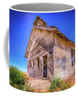 The Abandoned School House Coffee Mug