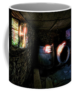 Coffee Mug featuring the photograph The Abandoned Village Of The Elves I by Enrico Pelos