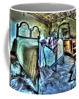 Coffee Mug featuring the photograph The Abandoned Village Of The Elves IIi by Enrico Pelos