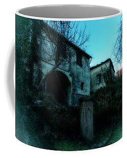 Coffee Mug featuring the photograph The Abandoned Village Of The Elves Iv by Enrico Pelos