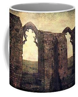 The Abbey Ruins Coffee Mug