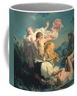 The Abduction Of Deianeira By The Centaur Nessus Coffee Mug