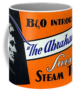The Abraham Lincoln Coffee Mug