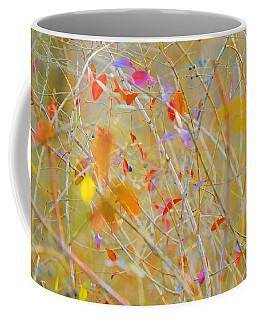 The Abstract Of Nature Coffee Mug