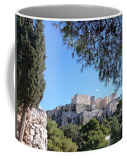 The Acropolis Coffee Mug