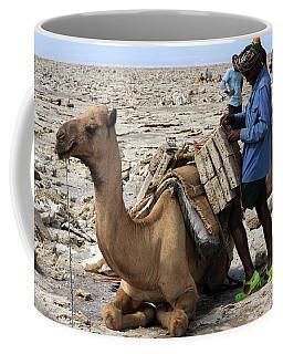 The Afar People  Coffee Mug