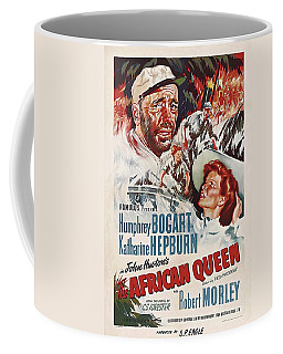The African Queen B Coffee Mug