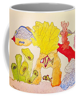 The Age Of Aquarium Coffee Mug