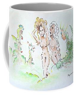 The Age Of Beauty Coffee Mug