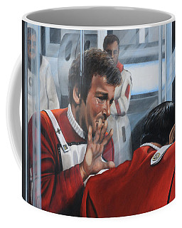 The Agony Of Loss Coffee Mug