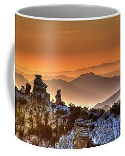 The Ahh Moment Coffee Mug