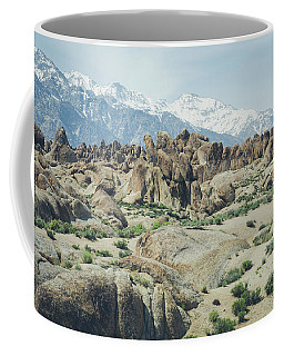 The Alabama Hills Coffee Mug
