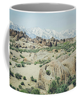 The Alabama Hills No.2 Coffee Mug