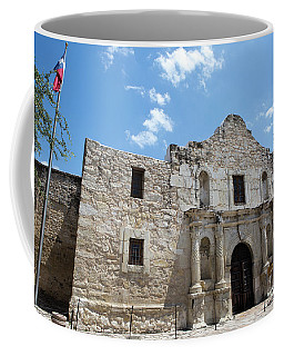 The Alamo Texas Coffee Mug