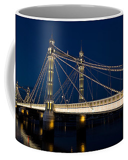 The Albert Bridge London Coffee Mug