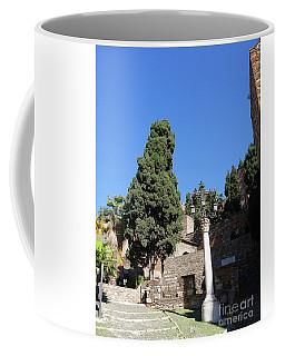 The Alcazaba Of Malaga In Andalucia Spain Coffee Mug