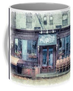 The Alehouse English Cellar Providence Rhode Island Coffee Mug