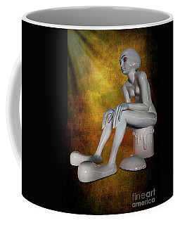 The Alien Coffee Mug