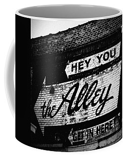 The Alley Chicago Coffee Mug