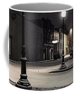 The Alley Coffee Mug