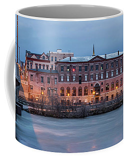 Coffee Mug featuring the photograph The Allure Of Old by Everet Regal