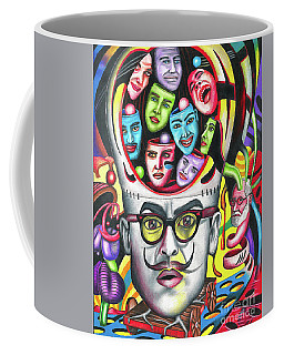 The Alluring Web Of Radical Thought Coffee Mug