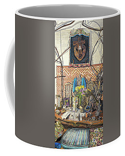 The Altar Coffee Mug by Bonnie Siracusa
