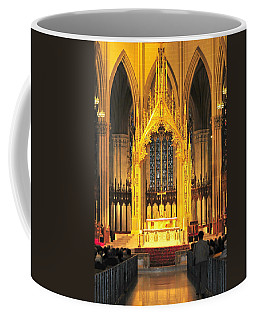 Coffee Mug featuring the photograph The Alter by Diana Angstadt