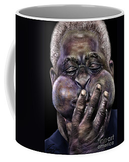 The Amazing Gillespie  Coffee Mug