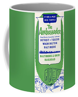 The Ambassador Coffee Mug