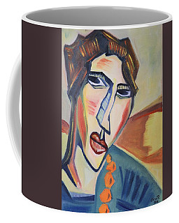 The Amber Necklace Coffee Mug