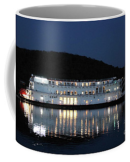 The American Duchess At Night Coffee Mug