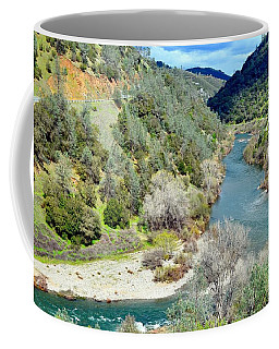 The American River Coffee Mug