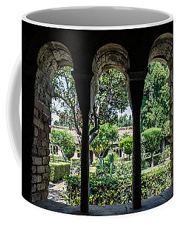 The Ancient Cloister Coffee Mug