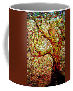 The Ancient Tree Of Wisdom Coffee Mug
