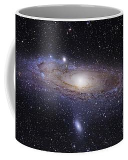 The Andromeda Galaxy Coffee Mug