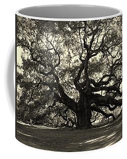 The Angel Oak Coffee Mug by Susanne Van Hulst