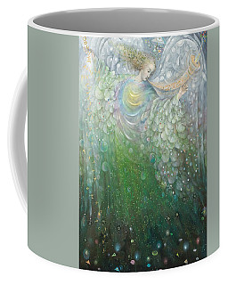 The Angel Of Growth Coffee Mug