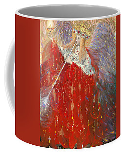 The Angel Of Life Coffee Mug