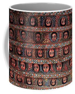 The Angels Of Debre Birhan Selassie Church Coffee Mug