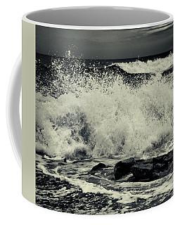 The Angry Sea Coffee Mug