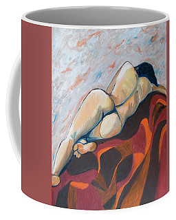 The Anguish Of Love Coffee Mug
