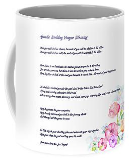 The Apache Wedding Blessing - Long Version Coffee Mug