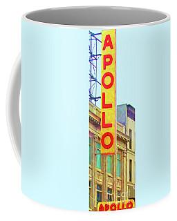 The Apollo Theater In Harlem Neighborhood Of Manhattan New York City 20180501 Coffee Mug