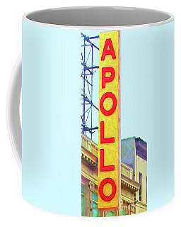 The Apollo Theater In Harlem Neighborhood Of Manhattan New York City 20180501v2 Coffee Mug