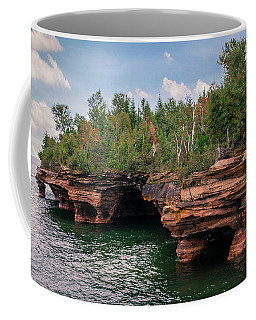 The Apostle Islands Coffee Mug