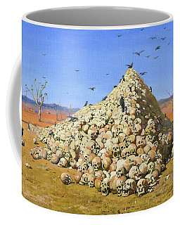 The Apotheosis Of War  Coffee Mug