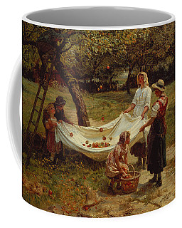 The Apple Gatherers Coffee Mug